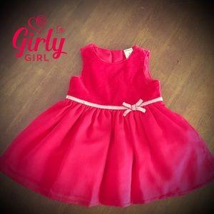 NWOT Carters infant dress